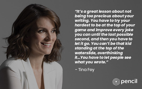 Advice From Tina Fey