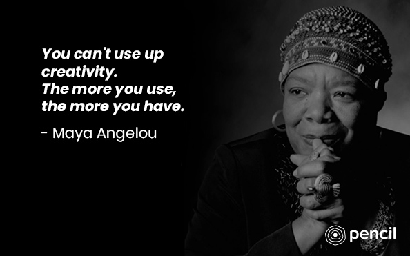 Writing Tips From Maya Angelou