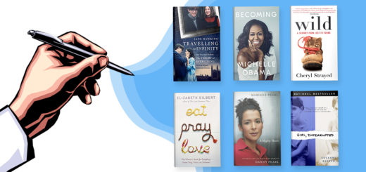 Six Bestselling Memoirs That Made It To The Big Screen