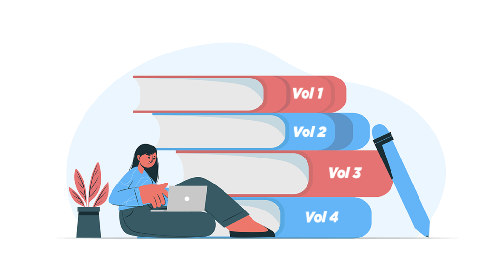6 steps to writing the perfect book series